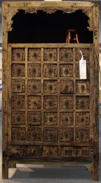 This original Apothecary Chest was imported from China. From Circa Imports