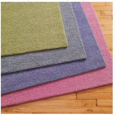 rug for office. soft spot rug in fresh home office colors for