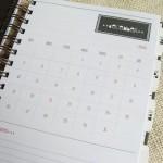Custom 2011 planner